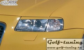 Audi S3 8L 96-99 Ресницы на фары