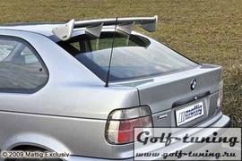 BMW E46 Компакт Спойлер на крышку багажника