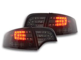 Audi A4 Седан (B7/8E) 04-08 Фонари светодиодные тонированные