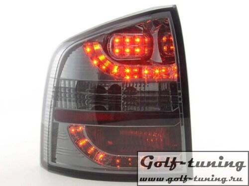 Skoda Octavia Combi 1Z 05-11 Фонари светодиодные, тонированные
