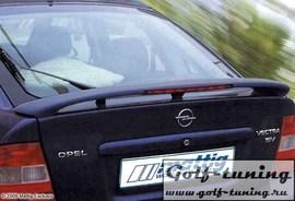 Opel Vectra B 95-02 Хэтчбэк Спойлер на крышку багажника с стоп сигналом