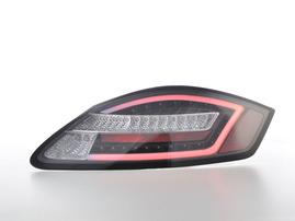 Porsche Boxster 987 04-09 Фонари светодиодные, lightar design, черные