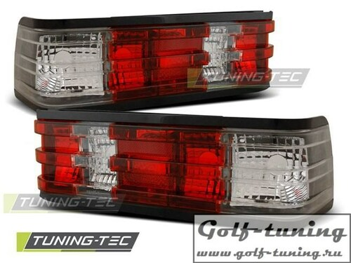 Mercedes W201/190 82-93 Фонари красно-белые