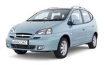Тюнинг Chevrolet Tacuma