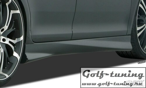 "Peugeot 308 Typ L Накладки на пороги ""Turbo"""