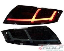 Audi TT 8J 06-14 Фонари черно-тонированные 8S-Optik
