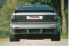 Audi 80 81/85 Coupe задний бампер