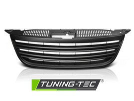 VW TIGUAN 07-11 Решетка радиатора матовая без значка