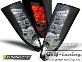 Ford Focus 98-04 Фонари светодиодные, черные