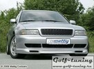 Audi A4 B5 95-01 Решетка радиатора без значка с сеткой