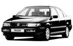 Тюнинг Volkswagen Passat B4