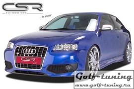Audi A3 8L 96-03 Бампер передний