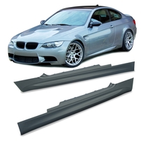 BMW E92 2Дв 07-09 Накладки на пороги Sportlook