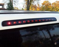 VW T5 03-15 Светодиодный стоп сигнал тонированный
