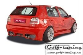 VW Golf 3 Бампер задний XX-Line design
