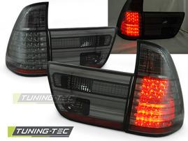 BMW X5 99-03 Фонари светодиодные, тонированные