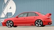 Audi A4 B5 95-01 Передний бампер в стиле RS4