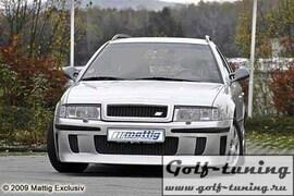 Skoda Octavia 00-04 Передний бампер