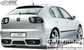 Seat Leon / Toledo 1M Накладки на пороги GT4 ReverseType