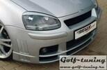 VW Golf 5 Передний бампер Rieger