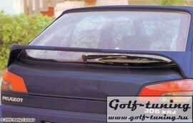 Peugeot 306 93-97 Спойлер на крышку багажника