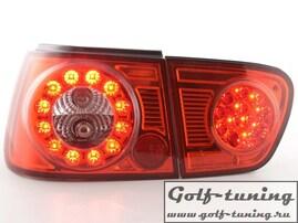 Seat Ibiza 6K 97-01 Фонари светодиодные, красные