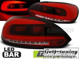 VW Scirocco 08-14 Фонари светодиодные, красно-белые Lightbar