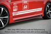 Ford Focus 2 04-11 5Дв Накладки на пороги