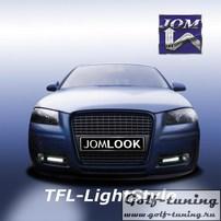 Audi A3 8P 03-08 Дневные ходовые огни JOM 80091