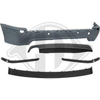 BMW E39 Универсал Задний бампер