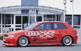 Audi A3 8L 96-03 5Дв Накладки на пороги