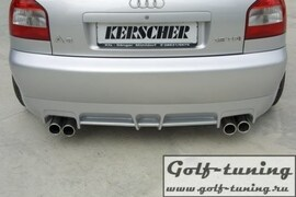 Audi A3 8L 96-03 Накладка на задний бампер