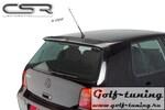 VW Golf 4 Спойлер на крышку багажника X-Line design