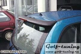 Opel Corsa B 93-00 Спойлер на крышку багажника