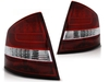 Skoda Octavia 04-11 Седан Фонари lightbar design красно-белые