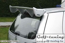 VW Corrado Спойлер на крышку багажника