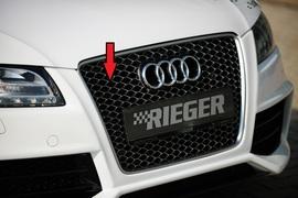 Audi A5/S5 B8/B81 07-11 Купе/Кабрио/Sportback Решетка радиатора RS5