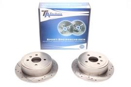 Daewoo Nubira Комплект спортивных тормозных дисков