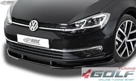 VW Golf 7 Facelift 17-20 Накладка на передний бампер VARIO-X