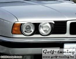 BMW E34 Ресницы
