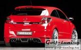 Opel Astra H 1.6/2.0 Глушитель remus