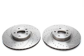 BMW X5/X6 07- Спортивные тормозные диски передние