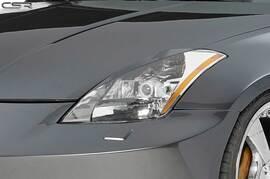 Nissan 350Z 02-09 Реснички на фары
