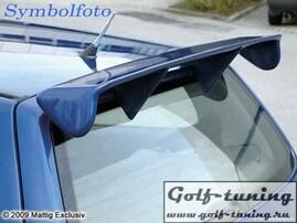 Skoda Fabia 07- Спойлер на крышку багажника