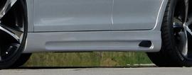 VW Eos 1F 06-15 Накладки на пороги