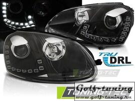 "VW Golf 5 Фары ""Golf 6 GTI Look"""