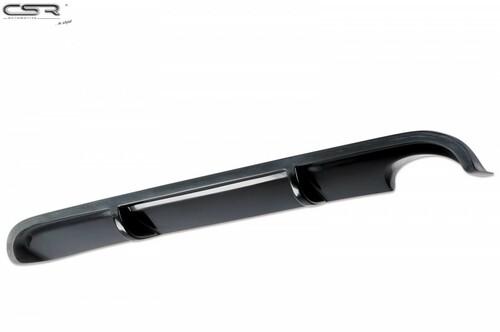 Kia Ceed 12-18 Накладка на задний бампер