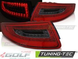 Porsche 911 997 04-09 Фонари светодиодные, красно-тонированные
