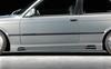 BMW E30 Накладки на пороги