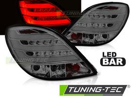 PEUGEOT 207 3D/5D 06-09 Фонари LED BAR тонированные